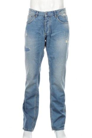 Pánske džínsy  Mango, Veľkosť L, Farba Modrá, Bavlna, Cena  25,61€