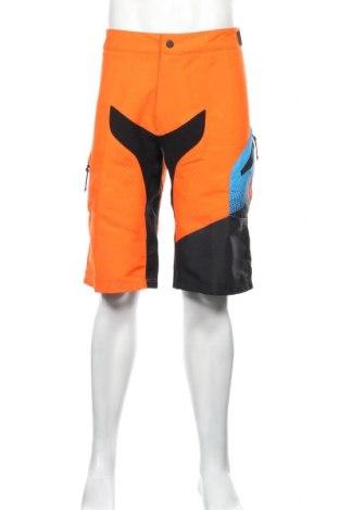 Pánske kraťasy  Alpinestars, Veľkosť XL, Farba Oranžová, Polyester, Cena  47,42€