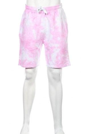 Pánske kraťasy  Boohoo, Veľkosť XL, Farba Viacfarebná, 100% bavlna, Cena  8,41€
