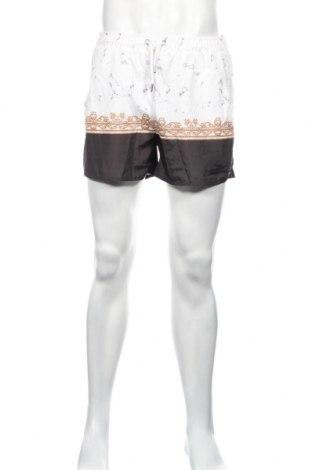 Pánske kraťasy  Boohoo, Veľkosť M, Farba Viacfarebná, Polyester, Cena  18,04€