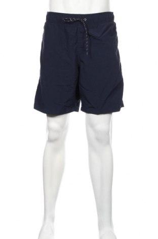 Pánske kraťasy  H&M, Veľkosť L, Farba Modrá, 100% polyester, Cena  16,51€