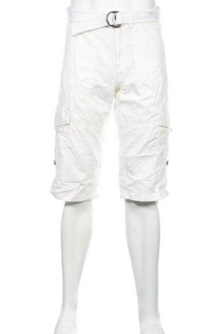 Pánske kraťasy  Montego, Veľkosť S, Farba Biela, Bavlna, Cena  12,02€