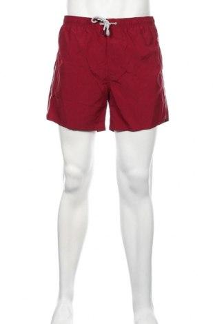 Pánske kraťasy  Oviesse, Veľkosť XL, Farba Červená, Polyamide, Cena  10,38€