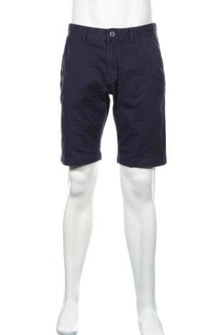 Pánske kraťasy  Q/S by S.Oliver, Veľkosť M, Farba Modrá, 97% bavlna, 3% elastan, Cena  31,96€