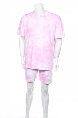 Pánsky komplet  Boohoo, Veľkosť M, Farba Ružová, Bavlna, Cena  16,70€