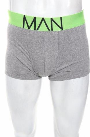 Pánský komplet  Boohoo, Rozměr XL, Barva Šedá, 65% bavlna, 30% polyester, 5% elastan, Cena  292,00Kč