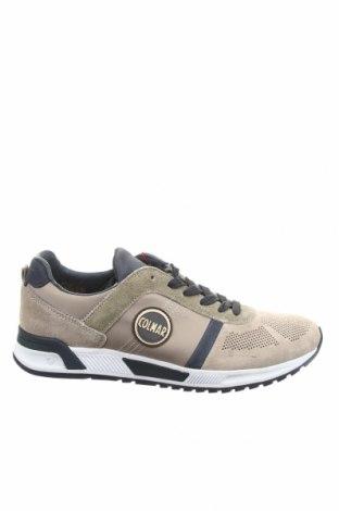 Ανδρικά παπούτσια Colmar Originals, Μέγεθος 42, Χρώμα  Μπέζ, Κλωστοϋφαντουργικά προϊόντα, φυσικό σουέτ, Τιμή 100,81€