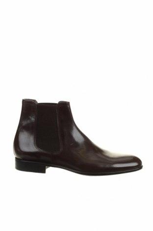 Мъжки обувки Moreschi, Размер 42, Цвят Кафяв, Естествена кожа, Цена 337,35лв.