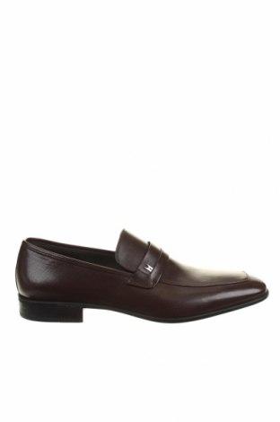 Мъжки обувки Moreschi, Размер 42, Цвят Кафяв, Естествена кожа, Цена 369,85лв.