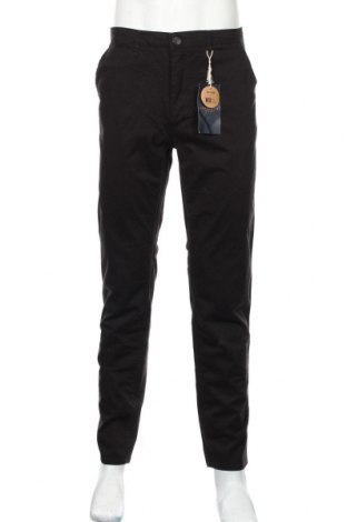 Ανδρικό παντελόνι Cotton On, Μέγεθος L, Χρώμα Μαύρο, 98% βαμβάκι, 2% ελαστάνη, Τιμή 28,01€