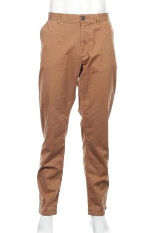 Ανδρικό παντελόνι Connor, Μέγεθος XL, Χρώμα  Μπέζ, 97% βαμβάκι, 3% ελαστάνη, Τιμή 29,28€
