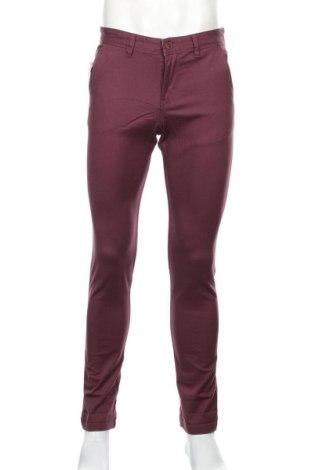 Ανδρικό παντελόνι Jay Jays, Μέγεθος M, Χρώμα Κόκκινο, 98% βαμβάκι, 2% ελαστάνη, Τιμή 24,19€