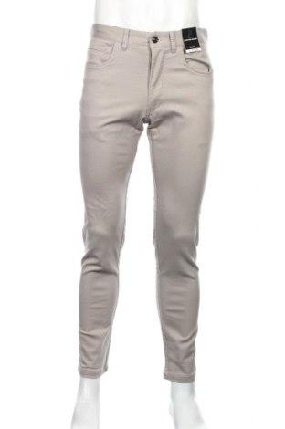 Ανδρικό παντελόνι Jonathan Adams, Μέγεθος M, Χρώμα Γκρί, 98% βαμβάκι, 2% ελαστάνη, Τιμή 28,01€