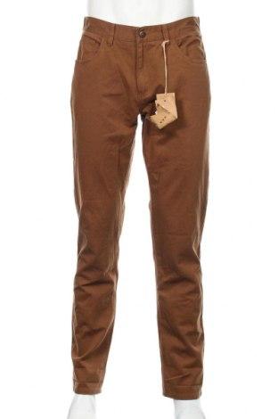 Ανδρικό παντελόνι Koton, Μέγεθος M, Χρώμα Καφέ, Βαμβάκι, Τιμή 23,55€