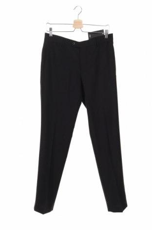Ανδρικό παντελόνι Mango, Μέγεθος M, Χρώμα Μαύρο, 70% πολυεστέρας, 30% βισκόζη, Τιμή 21,90€
