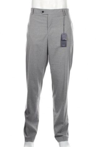 Ανδρικό παντελόνι Mango, Μέγεθος XL, Χρώμα Γκρί, 69% πολυεστέρας, 29% βισκόζη, 2% ελαστάνη, Τιμή 25,61€