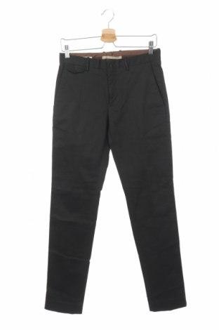 Pantaloni de bărbați Mango, Mărime M, Culoare Verde, 97% bumbac, 3% elastan, Preț 136,19 Lei
