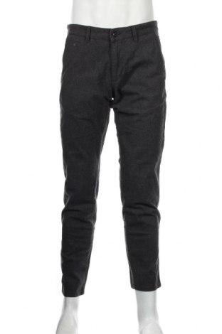 Ανδρικό παντελόνι S.Oliver, Μέγεθος M, Χρώμα Γκρί, 97% βαμβάκι, 3% ελαστάνη, Τιμή 26,72€