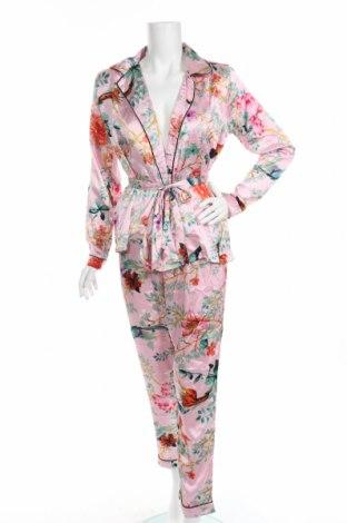 Pyžamo Boohoo, Veľkosť M, Farba Ružová, Polyester, Cena  10,76€