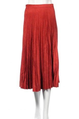 Φούστα Mango, Μέγεθος M, Χρώμα Κόκκινο, Πολυεστέρας, Τιμή 25,61€