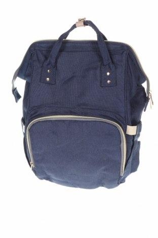 Rucsac, Culoare Albastru, Textil, Preț 76,26 Lei