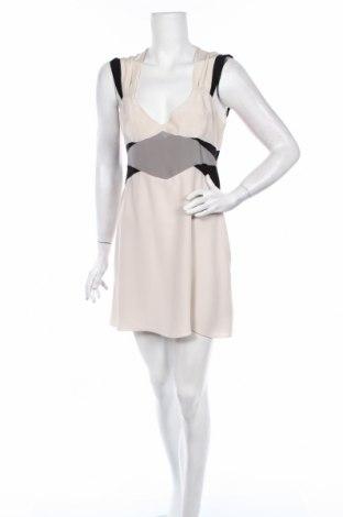 Φόρεμα Armani Exchange, Μέγεθος M, Χρώμα  Μπέζ, Μετάξι, Τιμή 53,69€
