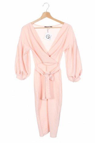 Sukienka Boohoo, Rozmiar S, Kolor Różowy, 95% poliester, 5% elastyna, Cena 78,00zł