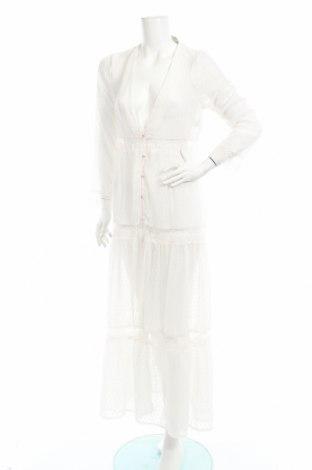 Рокля Boohoo, Размер M, Цвят Бял, Цена 26,65лв.