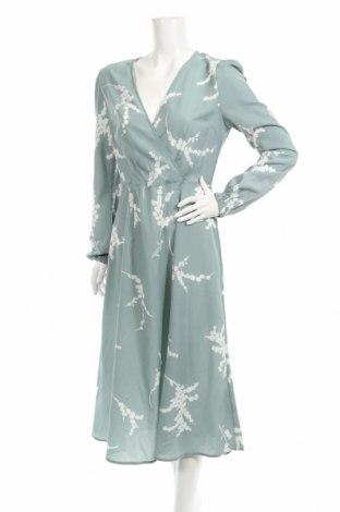 Sukienka Boohoo, Rozmiar M, Kolor Niebieski, Poliester, Cena 105,00zł