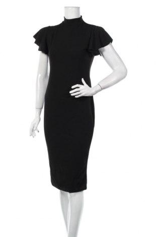 Φόρεμα Boohoo, Μέγεθος M, Χρώμα Μαύρο, 95% πολυεστέρας, 5% ελαστάνη, Τιμή 26,68€