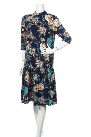 Φόρεμα Jacqueline De Yong, Μέγεθος S, Χρώμα Μπλέ, 98% πολυεστέρας, 2% ελαστάνη, Τιμή 15,20€