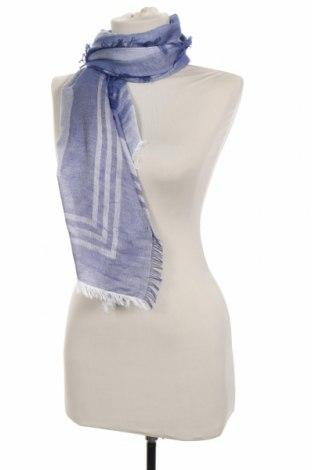 Κασκόλ Emporio Armani, Χρώμα Μπλέ, 50% μοντάλ, 33% πολυεστέρας, 17% βισκόζη, Τιμή 43,22€