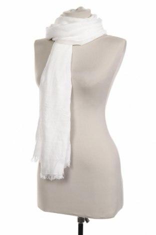 Κασκόλ Emporio Armani, Χρώμα Λευκό, 54% βισκόζη, 46% μοντάλ, Τιμή 43,22€