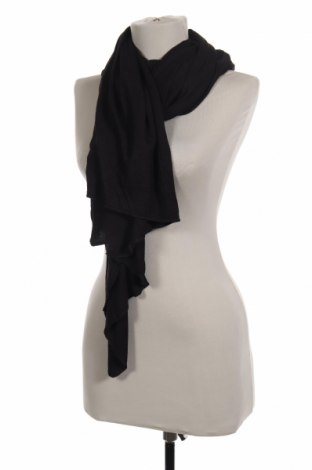Κασκόλ Serra, Χρώμα Μαύρο, Βισκόζη, ελαστάνη, Τιμή 20,36€