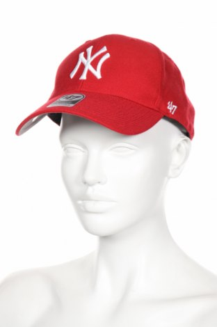Καπέλο '47, Χρώμα Κόκκινο, 85%ακρυλικό, 15% μαλλί, Τιμή 16,55€