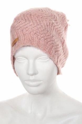 Czapka Barts, Kolor Różowy, 88%akryl, 11% poliester, 1% elastyna, Cena 63,00zł