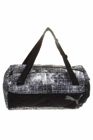 Τσάντα ταξιδίου PUMA, Χρώμα Μαύρο, Κλωστοϋφαντουργικά προϊόντα, Τιμή 20,26€