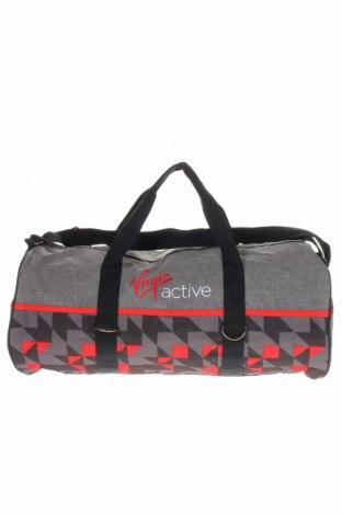 Τσάντα ταξιδίου Virgin, Χρώμα Γκρί, Κλωστοϋφαντουργικά προϊόντα, Τιμή 16,76€