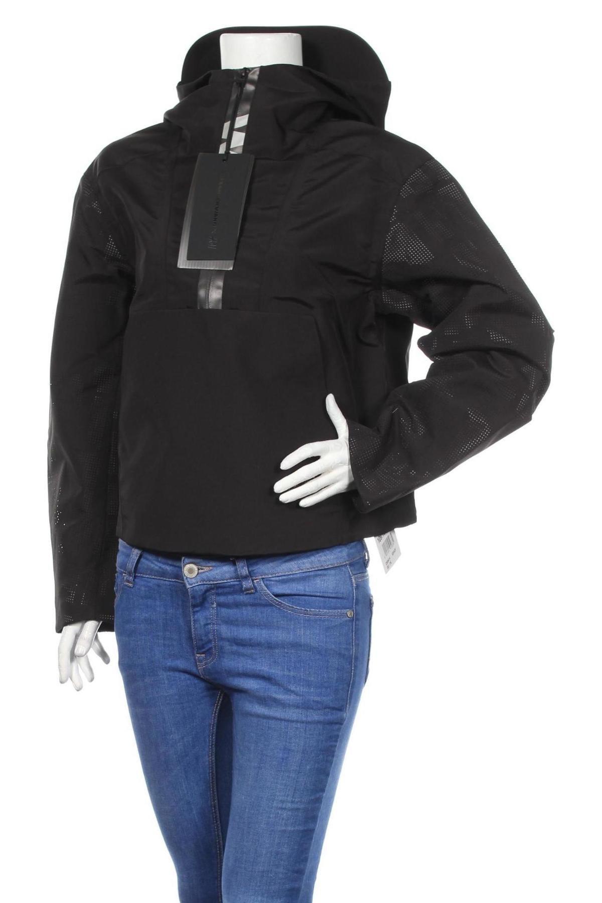 Дамско яке Alexander Wang For H&M, Размер L, Цвят Черен, Полиестер, Цена 86,70лв.
