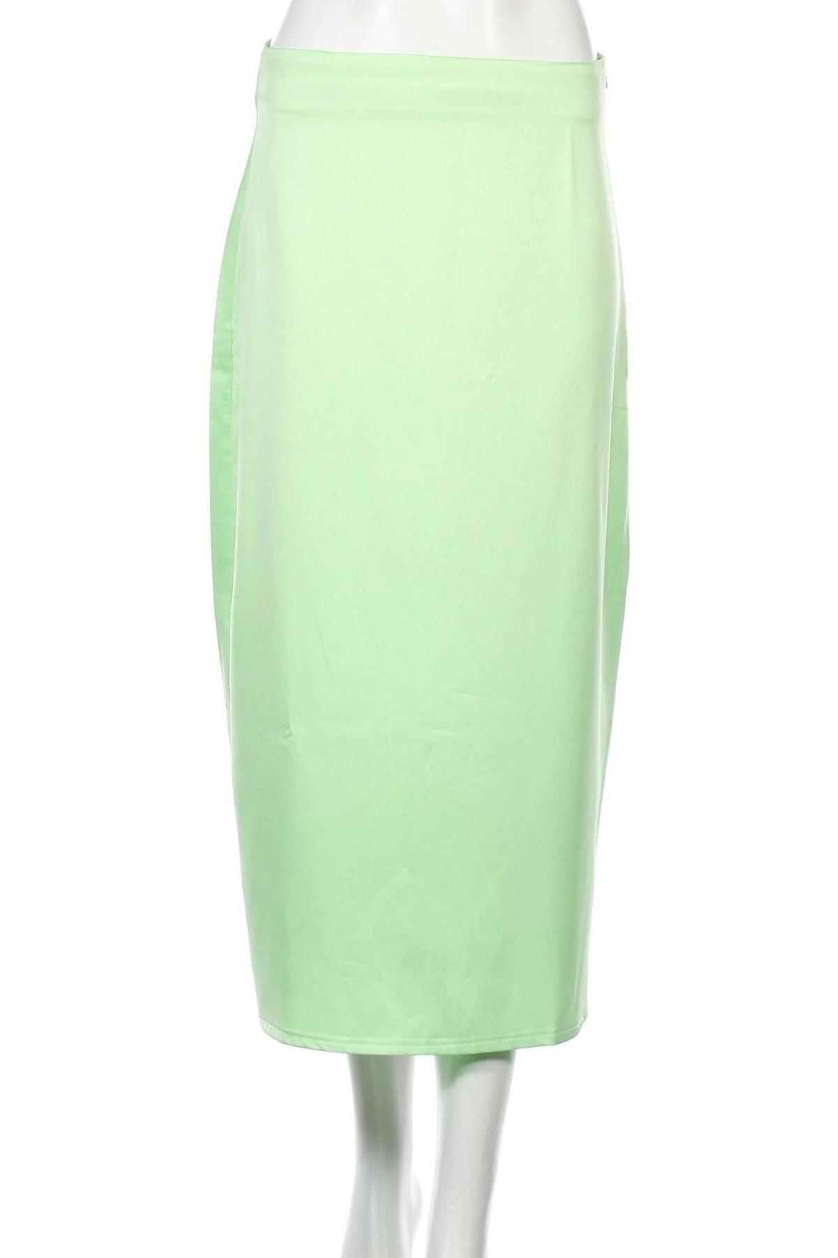 Пола Momokrom, Размер M, Цвят Зелен, Полиестер, Цена 6,12лв.
