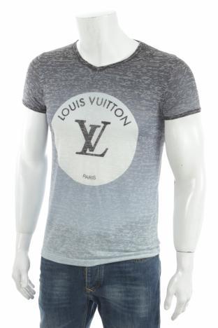 ab5a5760fdcf Pánske tričko Louis Vuitton - za výhodnú cenu na Remix -  1816209