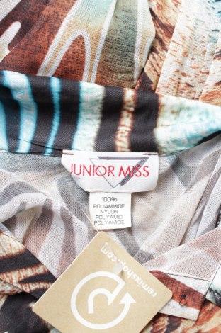 Γυναικείο πουκάμισο Junior Miss, Μέγεθος S, Χρώμα Πολύχρωμο, 100% πολυαμίδη, Τιμή 9,90€