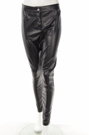 Damskie skórzane spodnie Paprika
