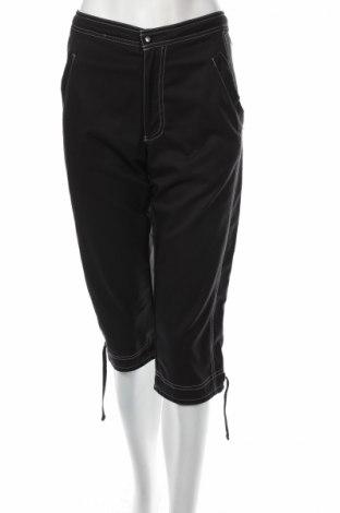 Γυναικείο παντελόνι East West, Μέγεθος XS, Χρώμα Μαύρο, Πολυεστέρας, Τιμή 3,90€