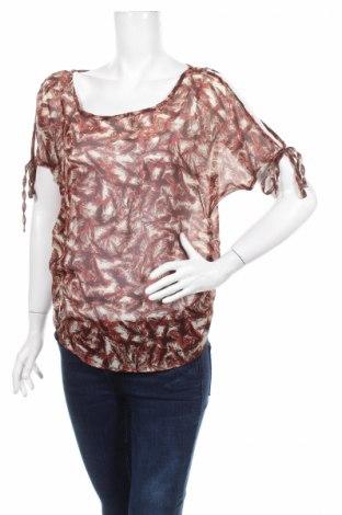 Дамска блуза Dex, Размер S, Цвят Многоцветен, Полиестер, Цена 4,50лв.