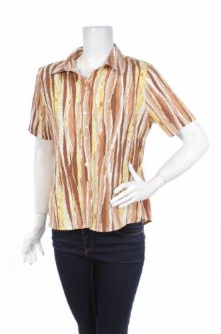 Дамска риза Alia, Размер L, Цвят Многоцветен, 99% полиестер, 1% еластан, Цена 3,04лв.