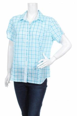 Дамска риза Bonita, Размер L, Цвят Син, Цена 4,75лв.