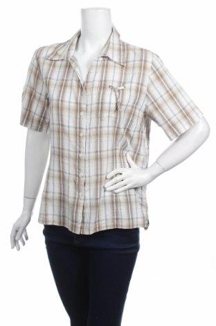 Γυναικείο πουκάμισο Emm, Μέγεθος L, Χρώμα Πολύχρωμο, 100% βαμβάκι, Τιμή 3,34€