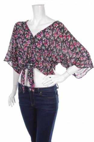 Дамска риза Jessica Simpson, Размер S, Цвят Многоцветен, Полиестер, Цена 5,25лв.