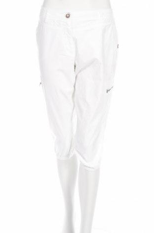 Дамски панталон, Размер M, Цвят Бял, 97% памук, 3% еластан, Цена 5,98лв.
